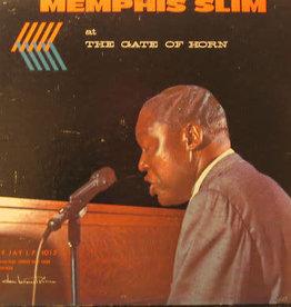 Used Vinyl Memphis Slim- At The Gate Of Horn (60s Reissue)