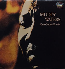 Used Vinyl Muddy Waters- Can't Get No Grindin' (1990 Reissue)