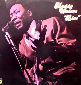 Used Vinyl Muddy Waters- Live (At  Mr. Kelly's)(1981 Reissue)