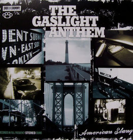 Used Vinyl Gaslight Anthem- American Slang