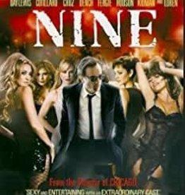 Used DVD Nine