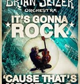 Used DVD Brian Setzer Orchestra- It's Gonna Rock