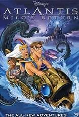 Used DVD Atlantis: Milo's Return