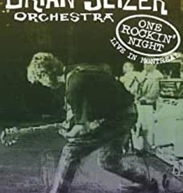 Used DVD Brian Setzer Orchestra- One Rockin' Night