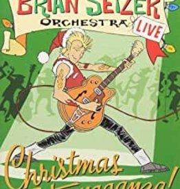 Used DVD Brain Setzer Orchestra- Christmas Extravaganza