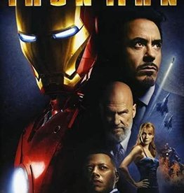 Used DVD Iron Man