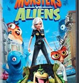 Used DVD Monsters Vs. Aliens