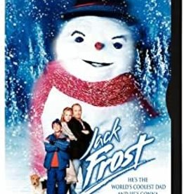 Used DVD Jack Frost