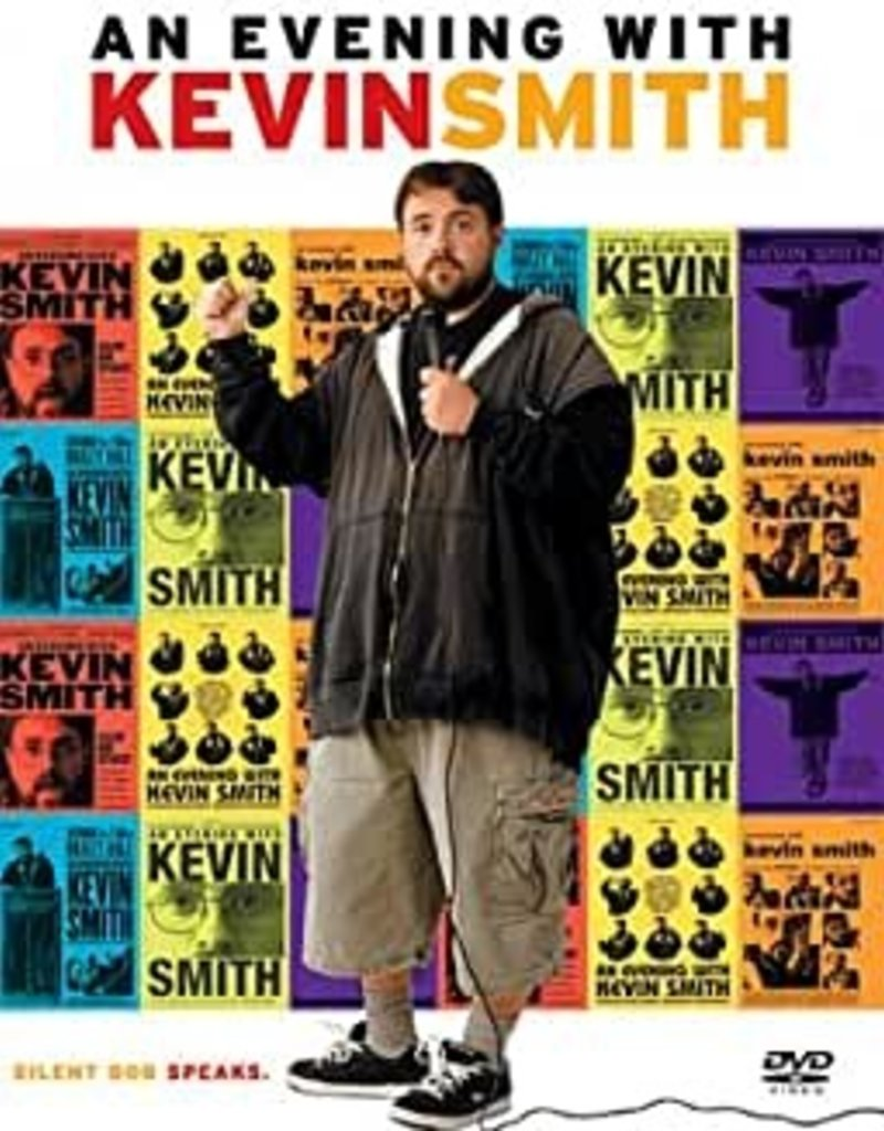 Used DVD An Evening With Kevin Smith