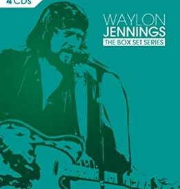 Used CD Waylon Jennings- The Box Set Series