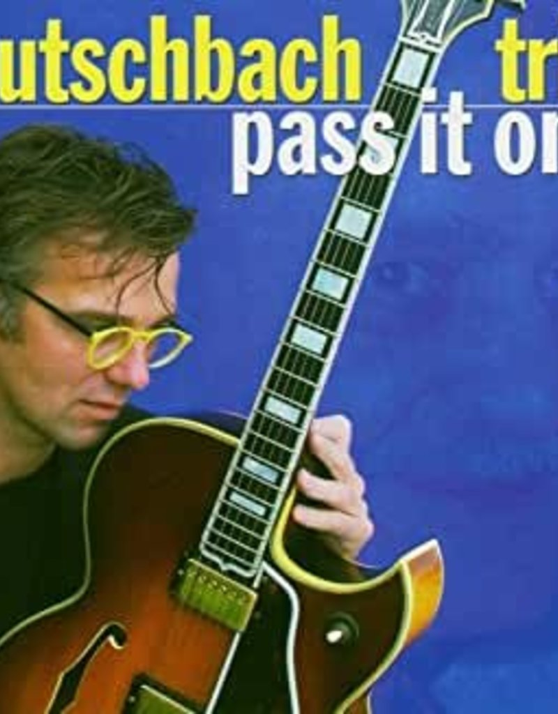 Used CD Autschbach Trio- Pass It On: A Tribute To Joe Pass