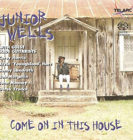 Used CD Junior Wells- Come On In This House (SACD)