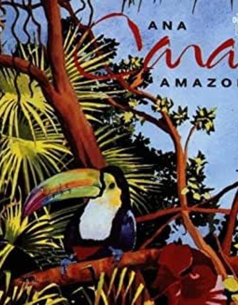 Used CD Ana Caram- Amazonia