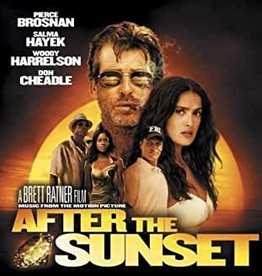 Used CD After The Sunset Soundtrack