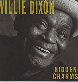 Used CD Willie Dixon- Hidden Charms