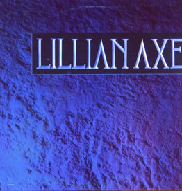 Used Vinyl Lillian Axe- Lillian Axe