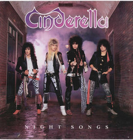 Used Vinyl Cinderella- Night Songs