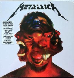 Used Vinyl Metallica- Hardwired...To Self Destruct (Deluxe)
