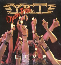 Used Vinyl Y&T- Open Fire