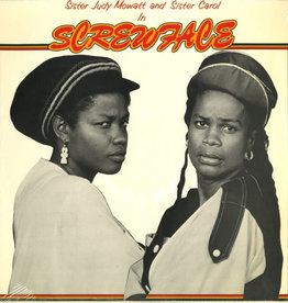 "Used Vinyl Sister Judy Mowatt/Sister Carol- Screw Face (12"")"
