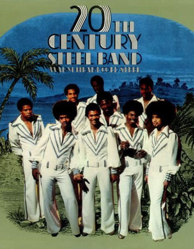 Used Vinyl 20th Century Steel Band- Warm Heart Cold Steel