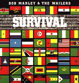 Used Vinyl Bob Marley & The Wailers- Survival