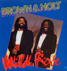 Used Vinyl Brown & Holt- Wild Fire (UK Press)