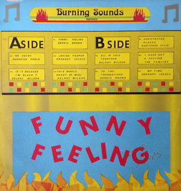 Used Vinyl Various- Funny Feeling (UK)