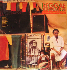 Used Vinyl Various- Reggae Sunsplash '81: A Tribute To Bob Marley