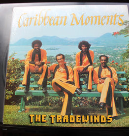 Used Vinyl The Tradewinds- Caribbean Moments