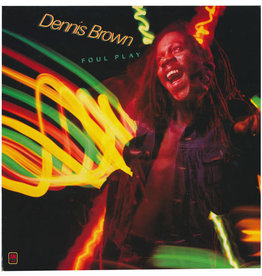 Used Vinyl Dennis Brown- Foul Play