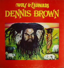 Used Vinyl Dennis Brown- Wolf & Leopards