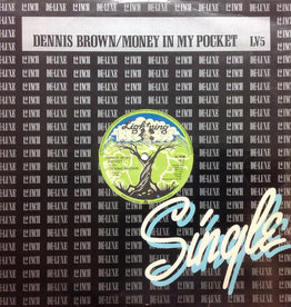 Used Vinyl Dennis Brown/Joe Gibbs & The Professionals- Money In My Pocket/Runnings Irie