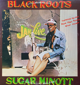 Used Vinyl Sugar Minott- Black Roots