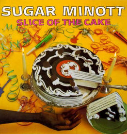 Used Vinyl Sugar Minott- Slice Of The Cake