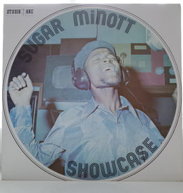Used Vinyl Sugar Minott- Showcase (Jamaican)