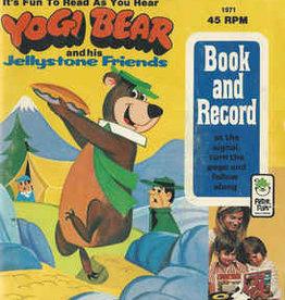 Used 7 Yogi Bear- Yogi Bear And His Jellystone Friends (Record w/Book)
