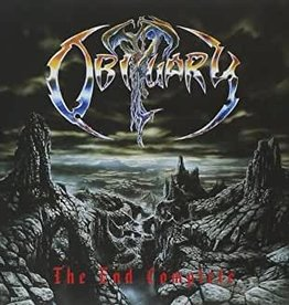 Used CD Obituary- The End Complete
