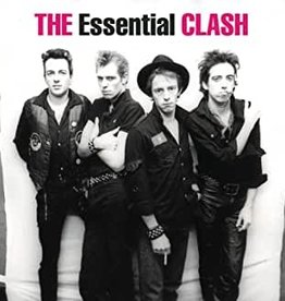 Used CD The Clash- Essential