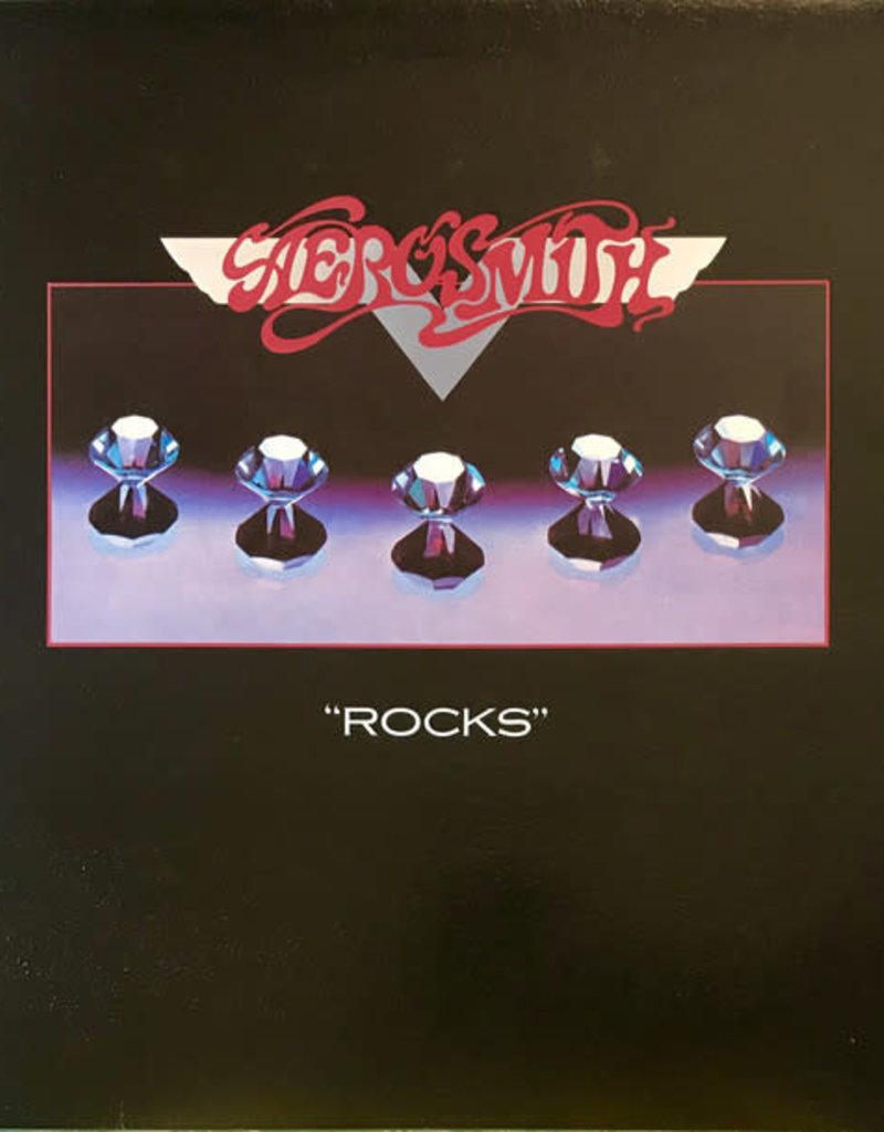 Used CD Aerosmith- Rocks
