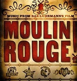 Used CD Moulin Rouge! Soundtrack