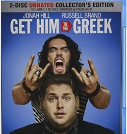 Used BluRay Get Him To The Greek (2-Disc)