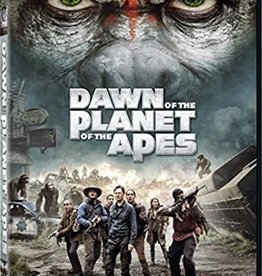 Used DVD Dawn Of The Planet Of The Apes