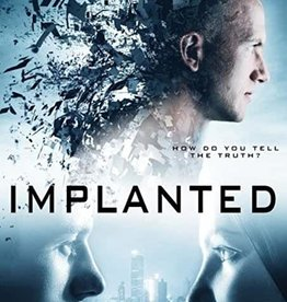 Used DVD Implanted