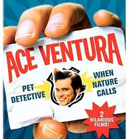 Used DVD Ace Ventura: Pet Detective 2-Pack