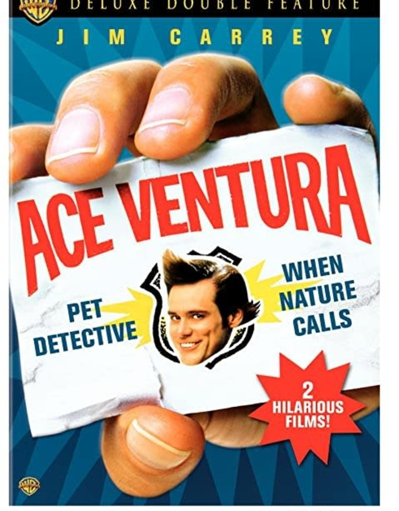 Used DVD Ace Ventura: Pet Detective 2-Pack