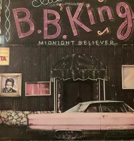 Used Vinyl B.B. King- Midnight Believer