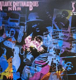 Used Vinyl Various- Atlantic Rhythm & Blues 1947-1974 Vol. 5 (1962-1966)