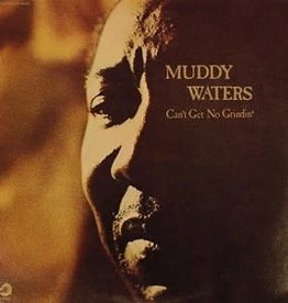 Used Vinyl Muddy Waters- Can't Get No Grindin