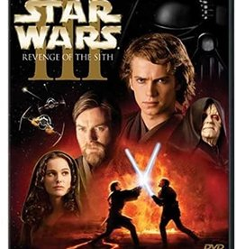 Used DVD Star Wars- Episode 3: Revenge Of The Sith